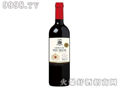 德威堡华列红葡萄酒