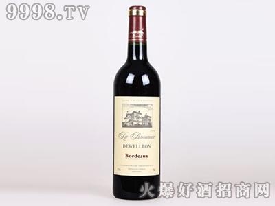 德威堡卡尤酒庄干红葡萄酒