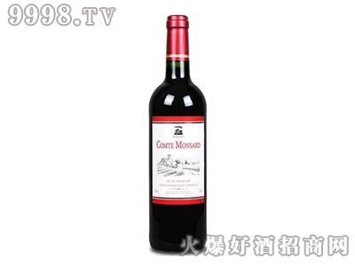 德威堡红宝石红葡萄酒