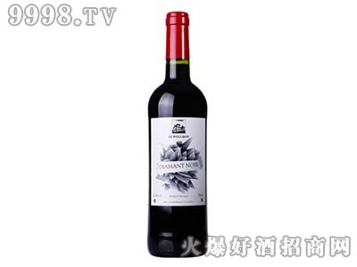 德威堡黑钻红葡萄酒