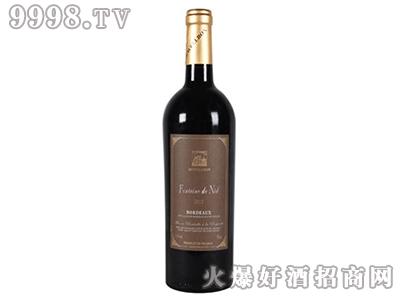 德威堡凤丹德妮红葡萄酒