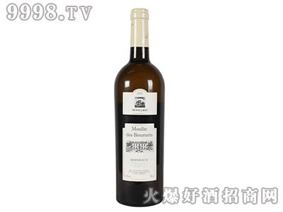 德威堡布耐风车白葡萄酒