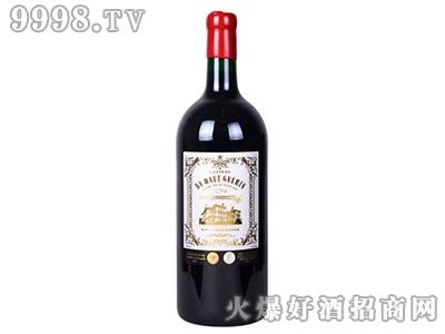 德威堡奥盖昂庄园2014干红葡萄酒