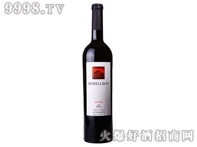 德威堡阿根廷马贝克干红葡萄酒