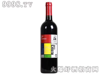 德威堡红魔方红葡萄酒