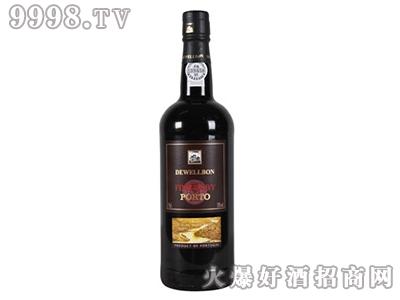 德威堡红钻波特利口葡萄酒