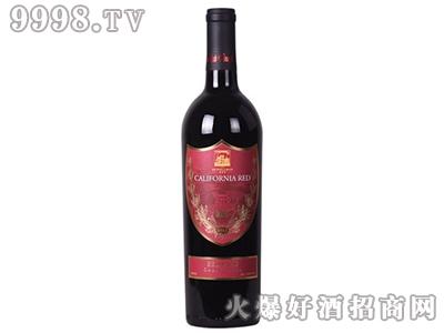 德威堡加州红葡萄酒