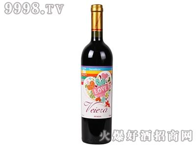 德威堡维尔瓦干红葡萄酒情人节定制