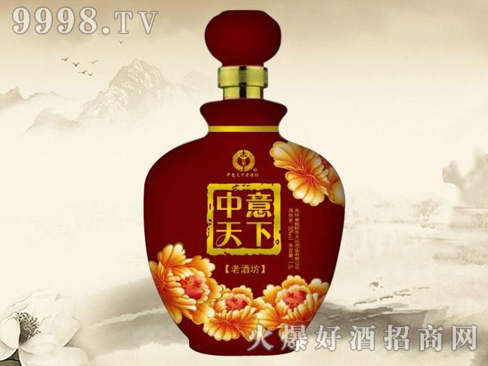 中意天下老酒坊酒50%vol1.5L(坛装)