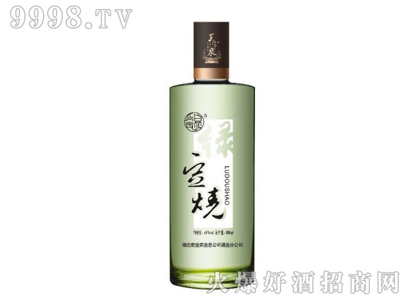 玉宇泉绿豆烧酒45度450ml