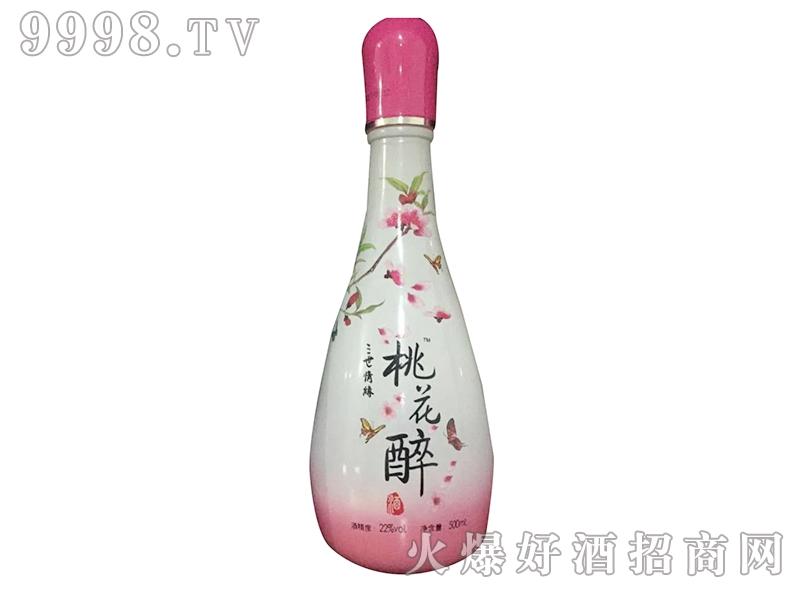 三世情缘桃花醉酒500ml