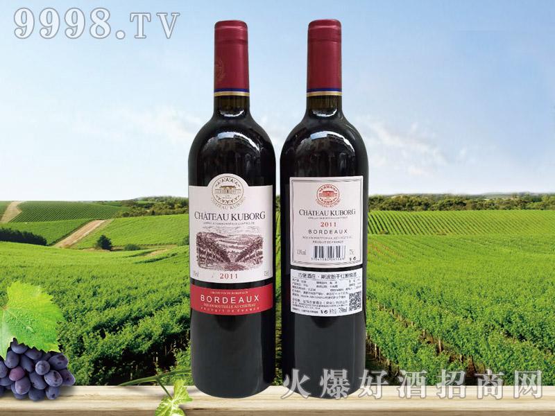 拉菲古堡斯波朗干红葡萄酒(红光标)