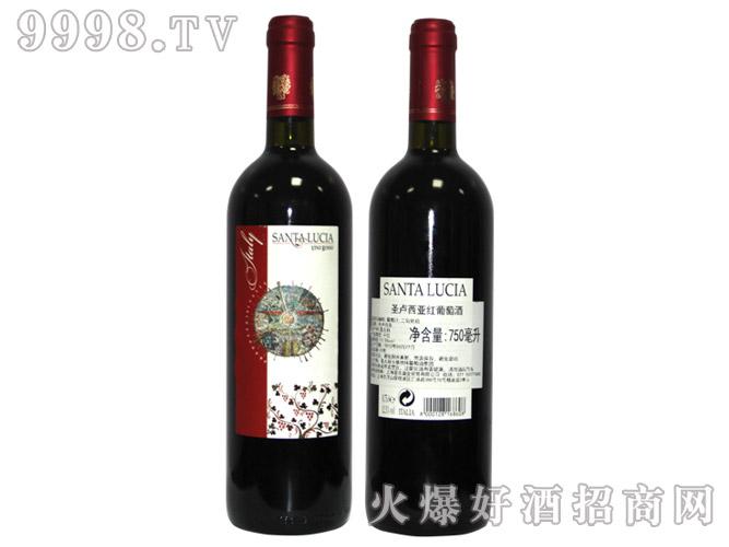 圣卢西亚干红葡萄酒