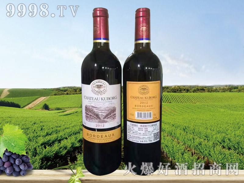 拉菲古堡斯波朗干红葡萄酒(黄光标)