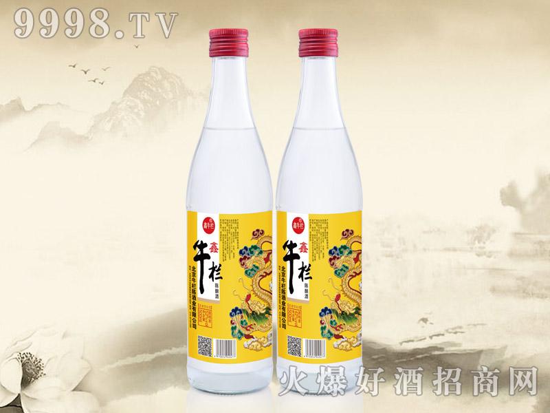 鑫牛栏陈酿酒52°500ml