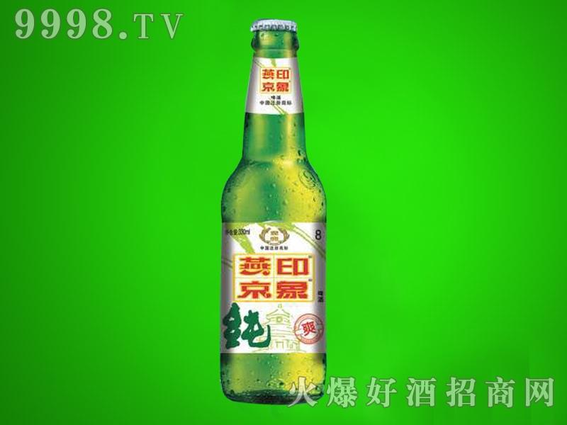 雪花燕京印象纯啤酒