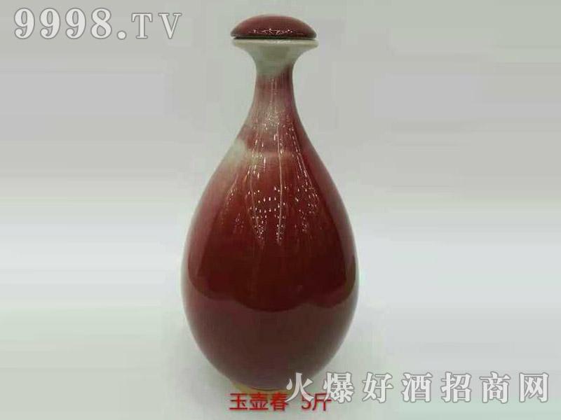 古酒坛装系列・玉壶春5斤