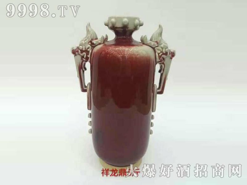 古酒坛装系列・祥龙鼎5斤