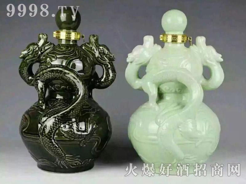 古酒坛装系列・双龙坛