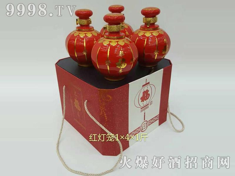 古酒坛装系列・红灯笼1x4x1斤