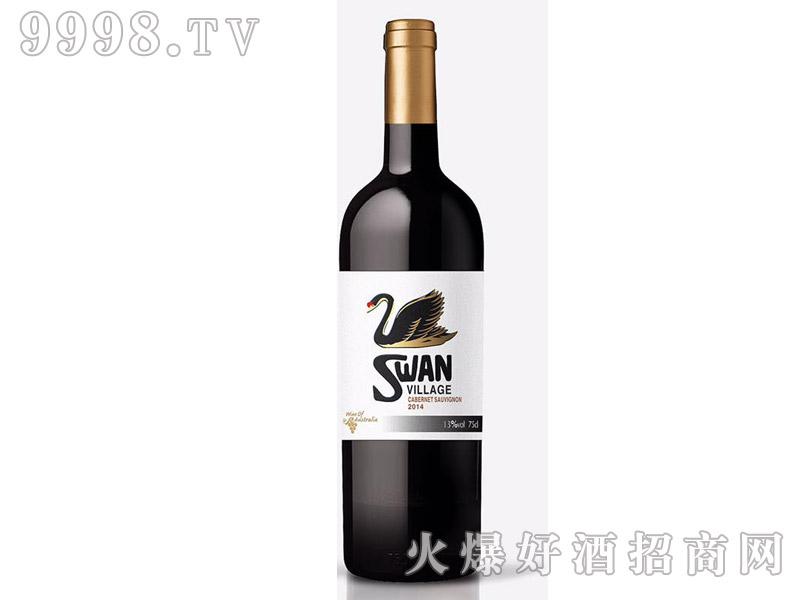 西澳・天鹅赤霞珠西拉干红葡萄酒