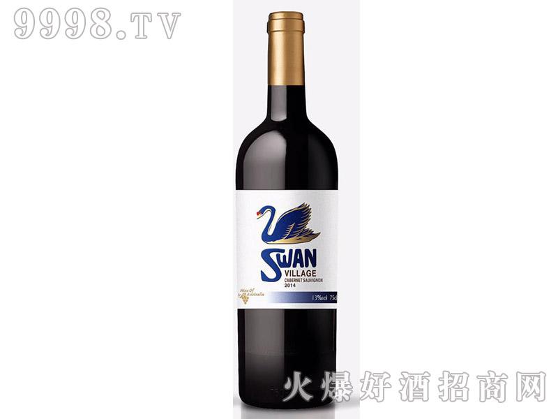 西澳・天鹅干红葡萄酒2014