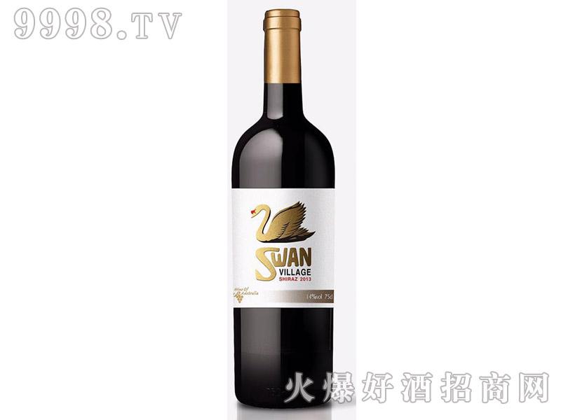 西澳・天鹅西拉干红葡萄酒