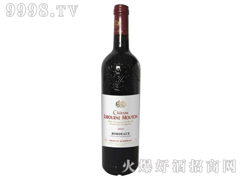 法国木桐葡萄酒2012