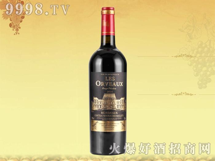 乐慕超级波尔多干红葡萄酒2014