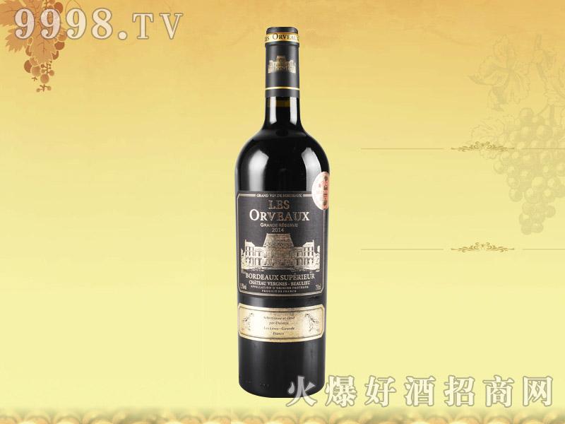 乐慕超级波尔多干红葡萄酒