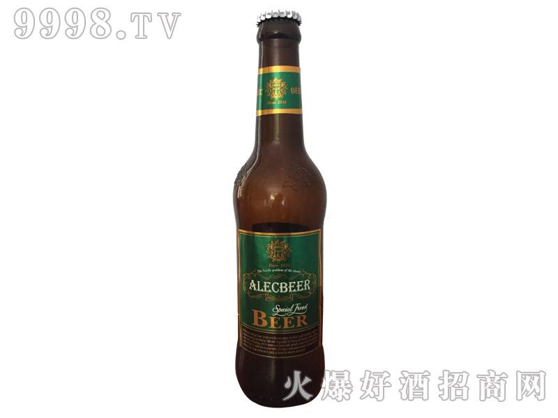 艾利克啤酒(绿标)