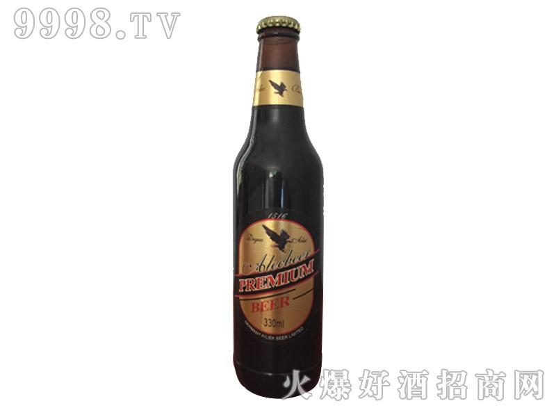 艾利克黄啤(新瓶)