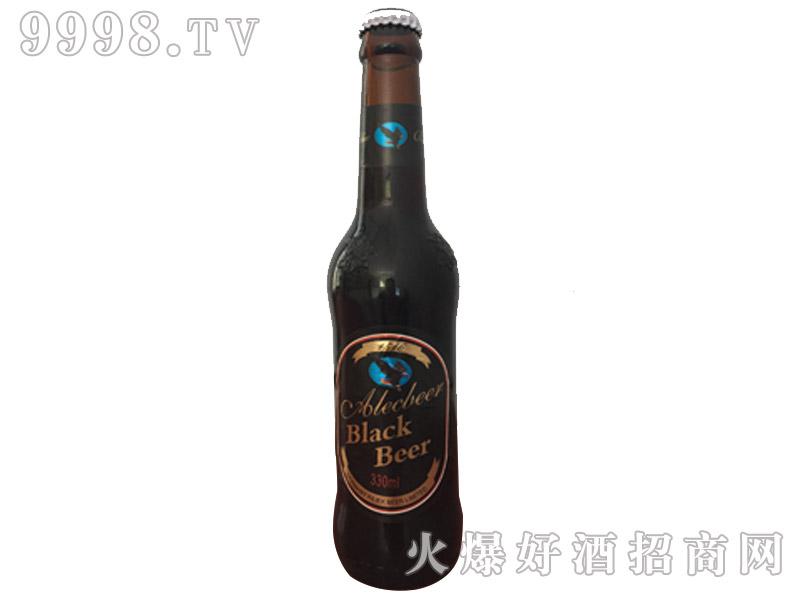 艾利克黑啤(百威瓶)