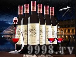 法国易路拉菲干红葡萄酒2012