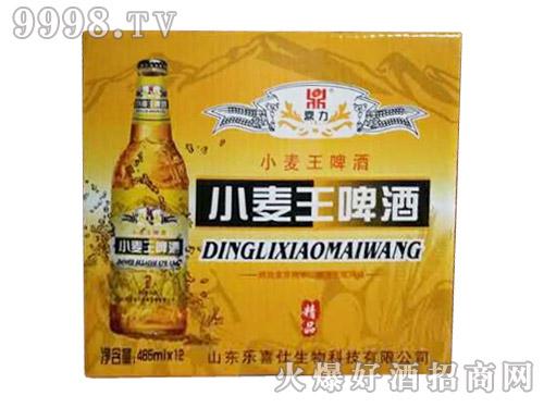 鼎力小麦王啤酒(箱)