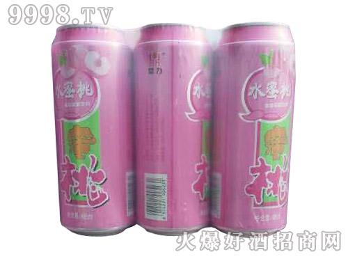 水蜜桃果味啤酒