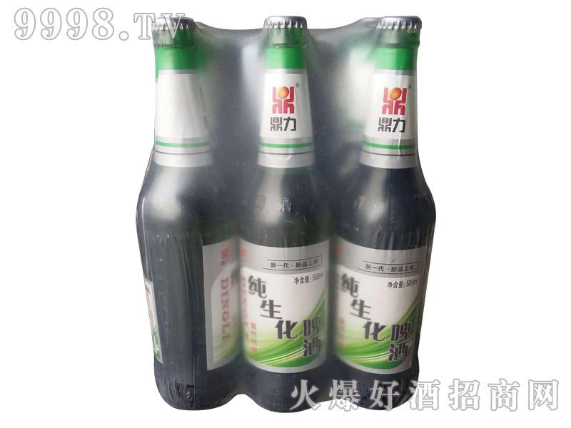 鼎力纯生化啤酒