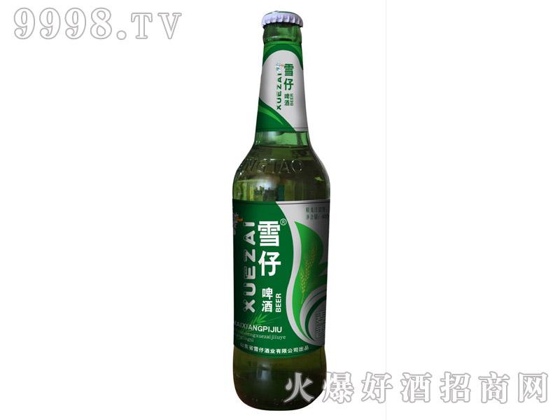 雪仔啤酒480ml