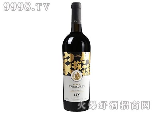 利思家族典藏赤霞珠葡萄酒