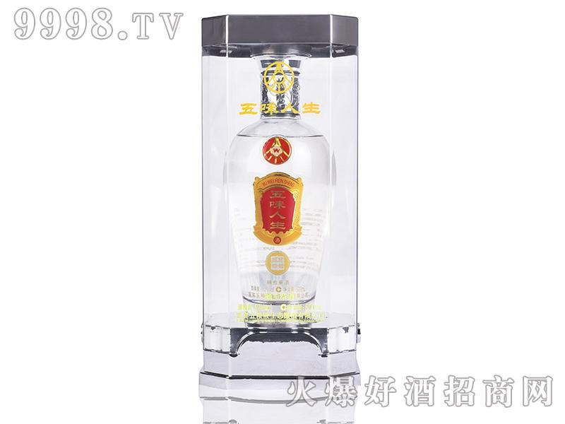 五粮液五味人生酒猴年珍藏(蛹虫草酒)