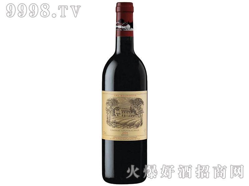 拉斐鲁斯多奈弗城堡干红葡萄酒