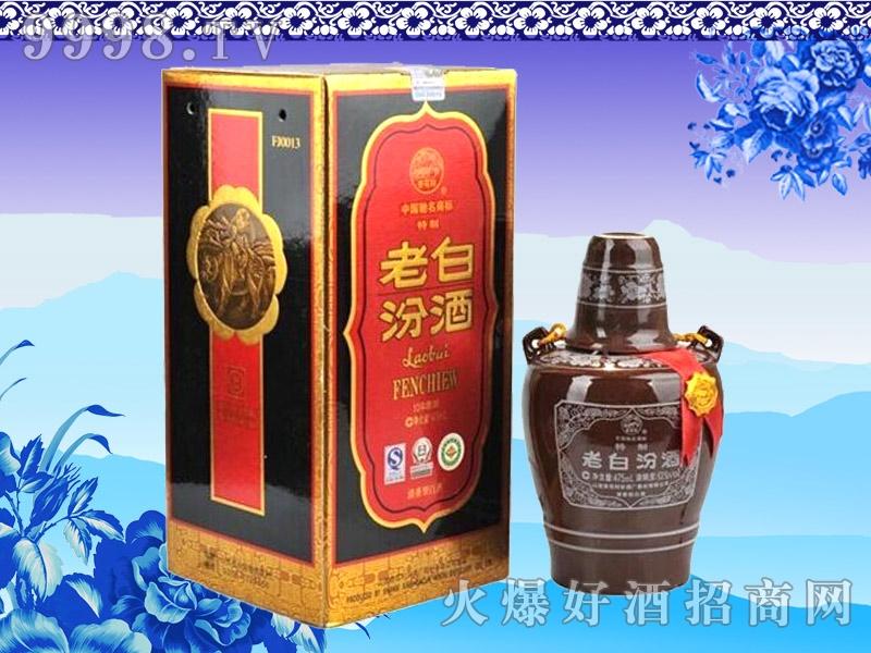 汾酒系列10年老白汾酒