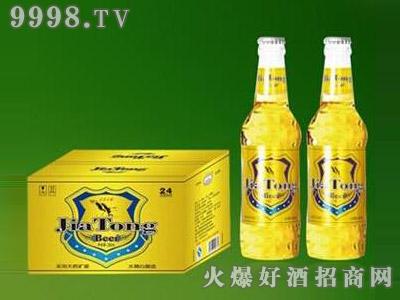 嘉铜夜场啤酒330ML
