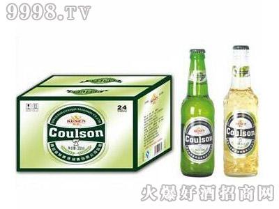库森夜场啤酒330ML