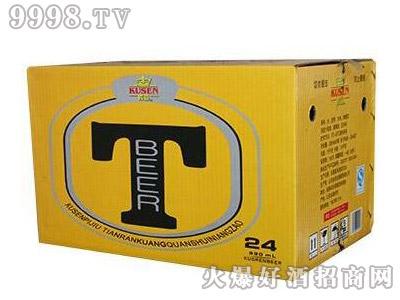 优质夜场库森啤酒330ml(箱)