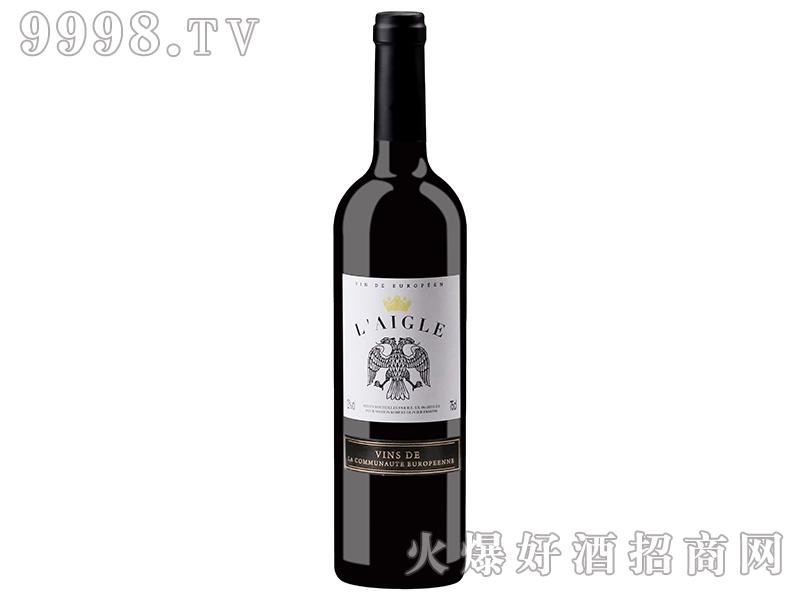 法国双头鹰干红葡萄酒