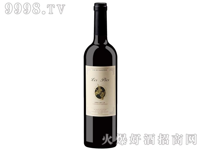 法国乐派干红葡萄酒