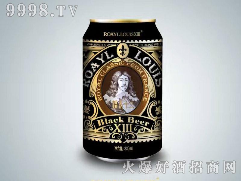 路易十三至尊黑啤330ml