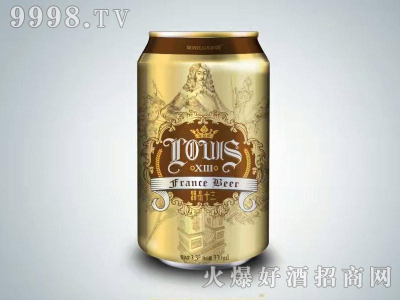 路易十三金卡黄啤330ml