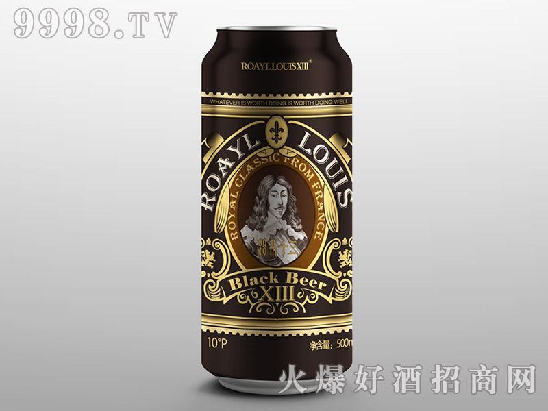 路易十三至尊黑啤500ml